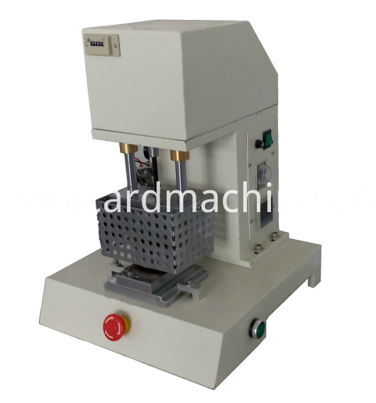 Smart Card Manual Chip Embedding Machine