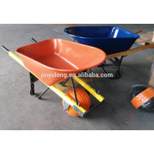 wheel barrow with PU foam ball wheel for ATV ,beach cart
