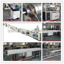 Fabricación de tubo de polietileno de alta densidad Machinery(10)