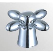 Wasserhahn Griff in ABS-Kunststoff mit Chrom-Finish (JY-3058)