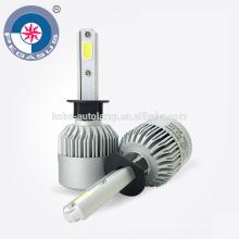 Faros delanteros automáticos H1 Faros delanteros de coche LED con luz LED