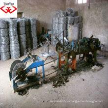 Máquina del alambre de púas (buena calidad, precio competitivo)