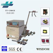Мудрость ТТ-Cm01X Безщеточный DC Намоточный Станок для трансформаторов, реле, соленоид, дроссель, балласт