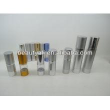 Bouteille cosmétique sans air 120ml avec pulvérisateur