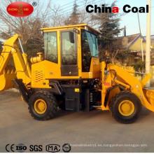 Excavadoras Retroexcavadoras del carbón de China