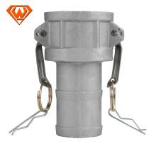 acoplamento rápido de mangueira de água para linha de resfriamento de molde