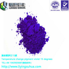 Nail thermochromic powder Nail polish special thermochromic powder Environmentally friendly thermochromic powder