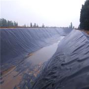 Su geçirmez Hammadde HDPE / LDPE / EVA Geomembran