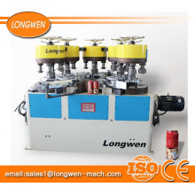 Máquina para fabricar lata de aerossol em spray de pesticidas e inseticidas