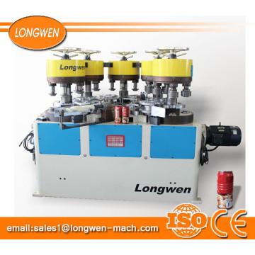 Máquina para fabricar latas de aerosol en aerosol de pesticidas insecticidas