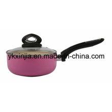 Кухонная посуда Кастрюля высокого качества из алюминиевого соуса для молока