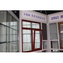 sistema de portas e janelas de alumínio