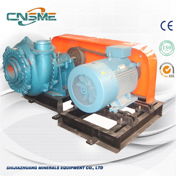 Hull, Deck, Underwater Used Dredging Pump