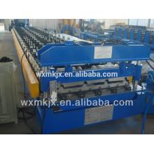 YX25-205-820 Farbige Stahl Dachplatte Roll Forming Line
