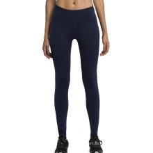 Pantalones atractivos de la yoga de la aptitud del desgaste del gimnasio atractivo elástico de la calidad promocional