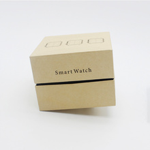 Atacado Moda Kraft Paper Watch Gift Box