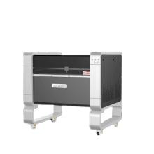 Beauty CNC desktop k40 laser cutter and CO2 4060 laser engraving machine Ruida offline/M2 controller chiller CW3000/CW5000