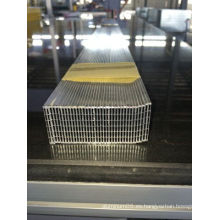 3003/3102 Tubo plano de aluminio para radiador / refrigerador de aceite / aire acondicionado / intercambiador de calor