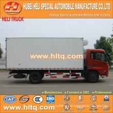 DONGFENG 4x2 10Tons Kühlwagen 170hp in gutem Zustand heißer Verkauf