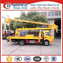 Dongfeng 18Meters vehículo de gran altura de trabajo