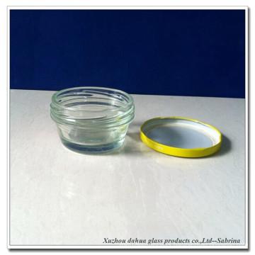 55ml Food Grade Glass Jam Jar with Tin Lid
