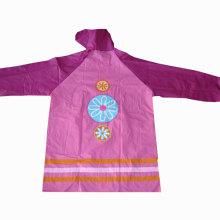 Vêtements de pluie en Pvc de la jeune fille