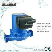 Bombas de circulación agua Booster con certificación CE