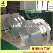 8011 0.2mm thin aluminum alloy smooth strips for interior decoration