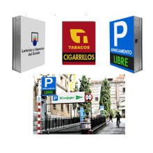 LED Display Double sided Outdoor P6