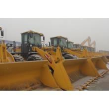 Carregador rodado do preço de fábrica XCMG 6 toneladas para a venda Lw600k