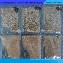 Walnut sand/shell for surface cleaning and blasting polishing