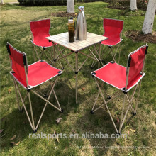 Portable Folding Table And Chair Set New Design Folding Camp Outdoor Table