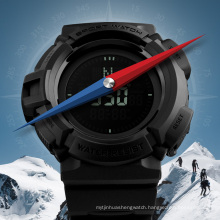 SKMEI 1300 Wholesale Digital Watches Waterproof Outdoor Sport Compass Watch