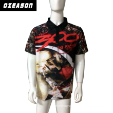 Ozeason Custom T-Shirt Polo for Men