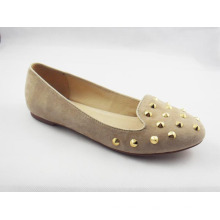 New Style Women′s Dress Flat Shoes (HCY03-173)