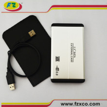 2.5'' SATA Portable External Hard Disk Case
