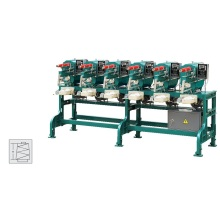 China Supplier for Elastane Yarn Cone Winding Machine Finish Cone Winder Machine supply to United Arab Emirates Supplier