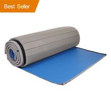 LinyiQueen Wrestling Mats Cover Rollout Mat MMA BJJ Roll Foam Mat For Sale
