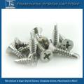 DIN7504-P Countersunk Head Self Drilling Screws
