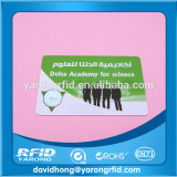 Factory printable pvc rfid long distance parking iso 18000-6c gen 2 uhf card