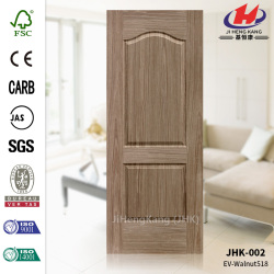 Two Panels 8MM EV-Black Walnut Door Skin