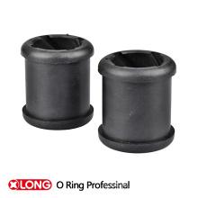 Ts16949 tampon en caoutchouc noir personnalisé pour l'étanchéité