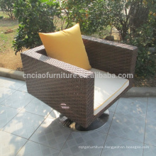 Garden furniture PE rattan chairs