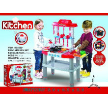 2012 new item multifunctional B/O kid kitchen play set