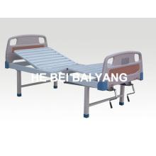 A-108 lit d'hôpital manuel à double fonction