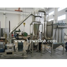 Special for Medicine Powder Pulverizer New Condition and Powerful Superfine Pulverizer export to Ethiopia Importers