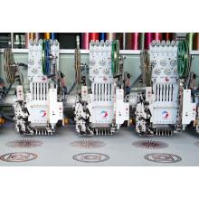 LJ 620 Máquina de bordar de lenço duplo
