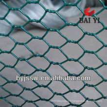 Poly Plastic Coated Chicken Wire Netting