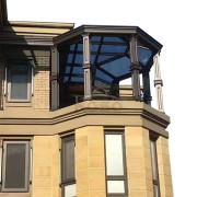 Venlo Glasshouse Upvc Sun House Used Sunroom