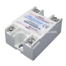 SSR-S25DD-H Para o relé de estado sólido de baixa tensão DCA do aquecedor 25A